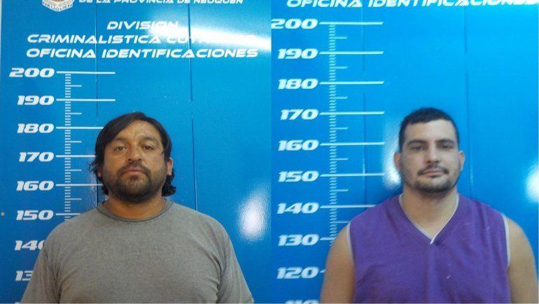 Intensa búsqueda de dos peligrosos presos que se fugaron de una comisaría