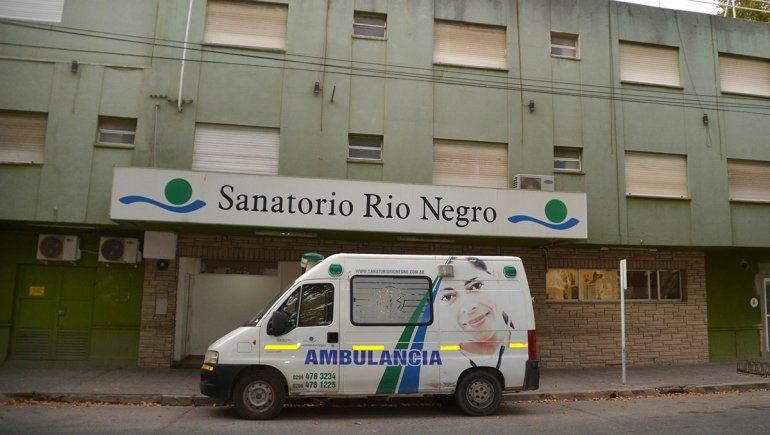 El Sanatorio Río Negro vuelve a funcionar