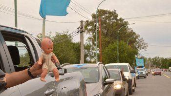 movilizacion provida antes del debate por el aborto legal