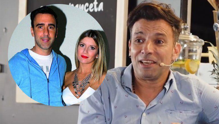 Bossi confirmó la infidelidad de Laurita a Hoppe en TV y la bailarina explotó