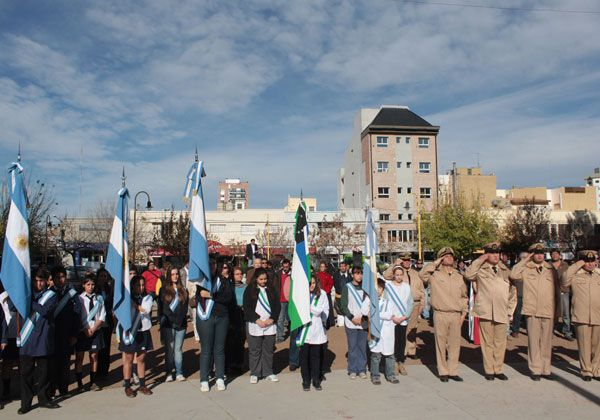 Celebración por el Día del Himno Nacional