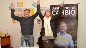 juntos por el cambio gano en cipolletti con el 49% de los votos