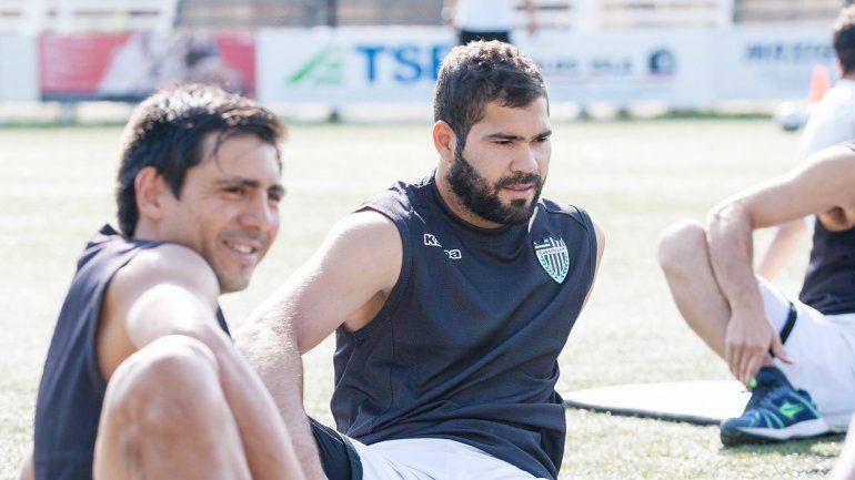 Taborda viene de jugar en Gimnasia de Mendoza