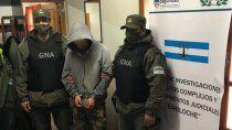 gendarmeria recapturo a un rionegrino profugo de la justicia