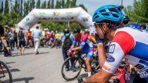 prueba piloto del ciclismo para volver a competir
