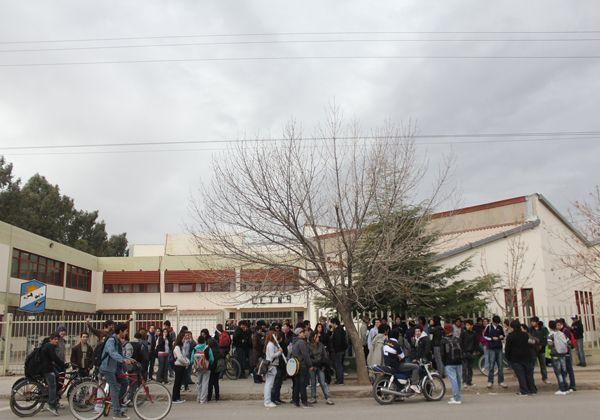 Suspendieron las clases en el CET 9 para pedir más seguridad