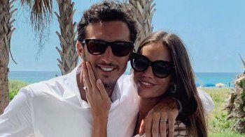 En la dulce espera: Pico y Diana se casan