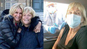 La mamá de Yanina Latorre: Toda la manga de kirchneristas están vacunados con la Pfizer