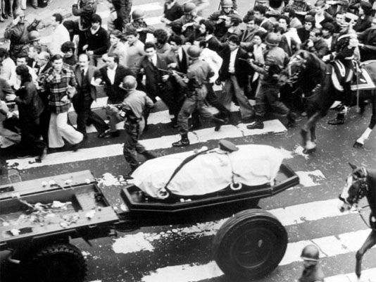 El día que Perón se llevó en sus oídos la más maravillosa música