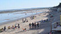 Jornadas de intenso calor sedujeron a muchos residentes a disfrutar de la playa.