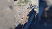 video: dos veces entro a robar a una obra y quedo escrachado