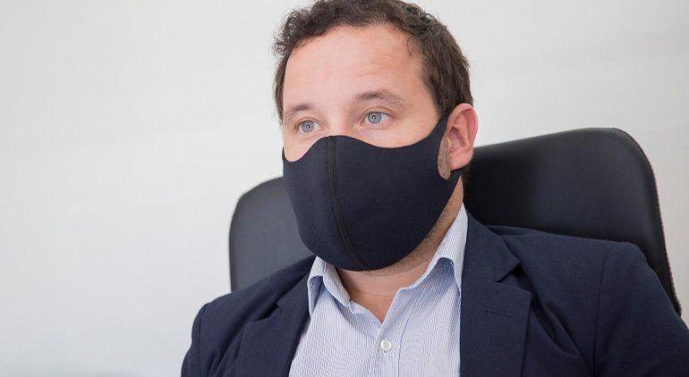 Mariano Sacchetti asumió como secretario de Justicia de Río Negro
