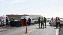 choque fatal sobre ruta 151: ¿cual es el estado de salud de los sobrevivientes?