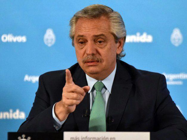 Fernández le puso fin a la interna por el aumento de las tarifas