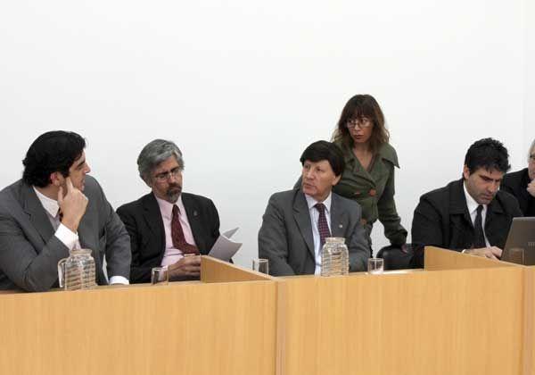 Removieron de su cargo a la jueza María García García