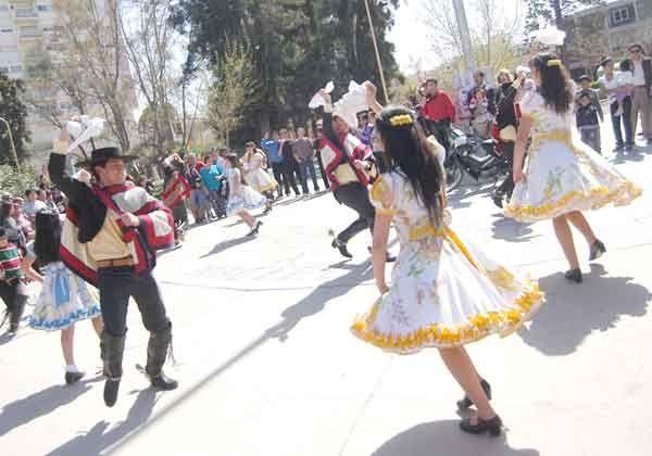 Se celebró la Independencia chilena
