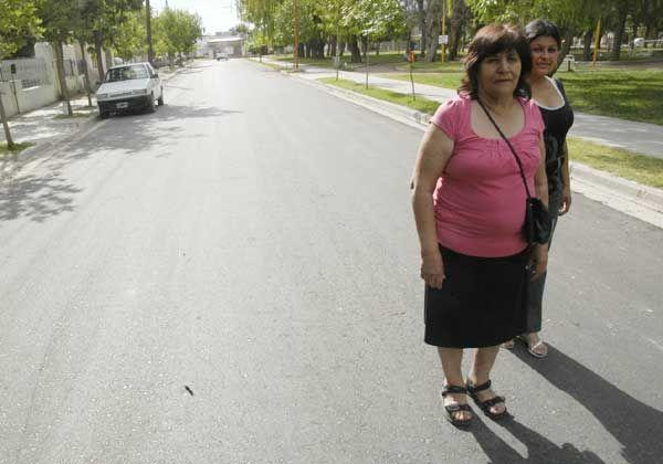 Marcha a buen ritmo el plan de pavimentación