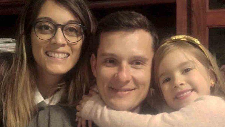 Beatriz Sánchez es docente en La Rioja, está casada hace 10 años y tiene dos hijas.