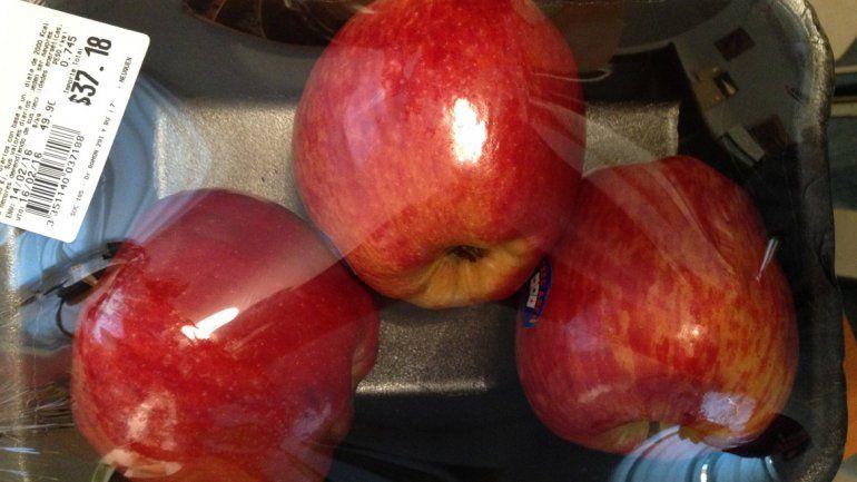Para Ocampos, el precio que recibe el productor por kilo de fruta es humillante