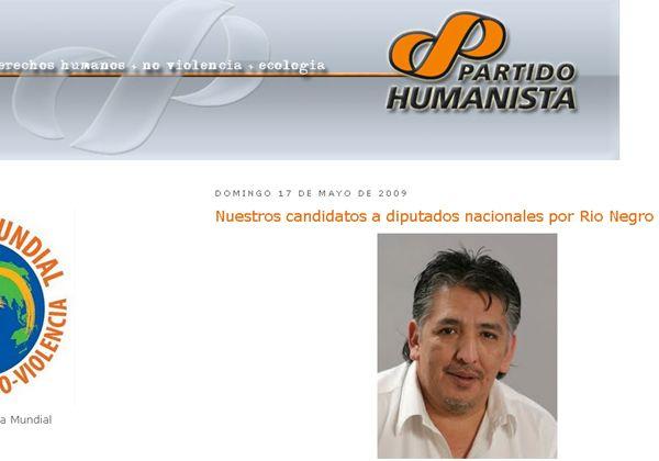 Proponen que las plataformas electorales se vean en el sitio web de la Provincia