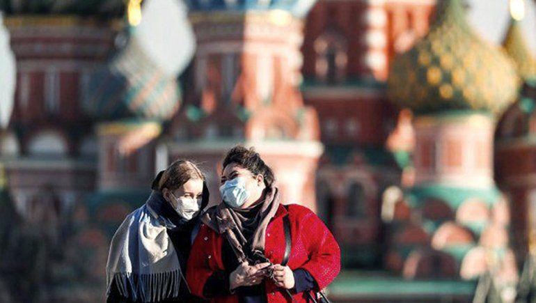 En Rusia sortearán autos para incentivar la vacunación contra el Covid-19