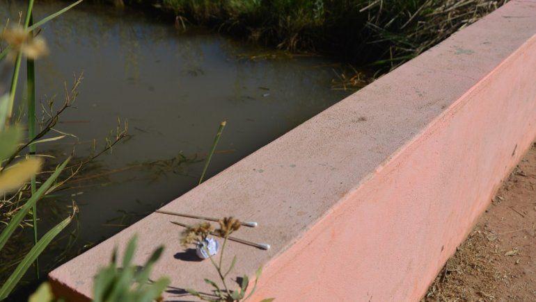 El gobernador Gutiérrez: Fue un accidente, se ha ido caminando al canal