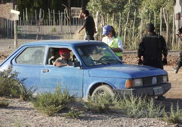 Agresiones en operativo en Las Perlas
