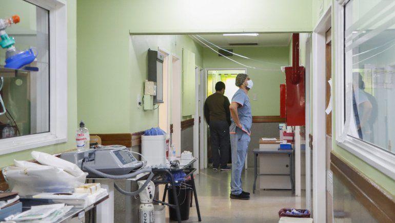 Alto Valle: los casos de COVID aumentaron 34% en una semana