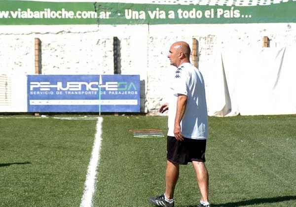 Cipolletti vuelve a entrenar mañana