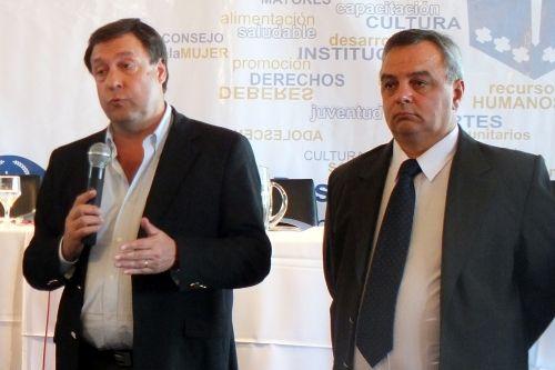 """""""Apuntamos a un Desarrollo Social inclusivo y democrático"""""""