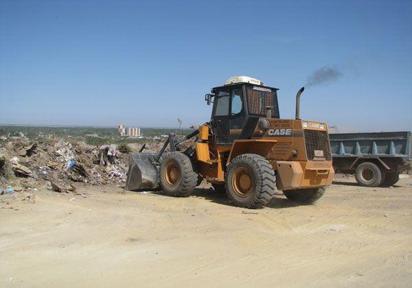 Saneamiento del Parque Industrial de Cinco Saltos
