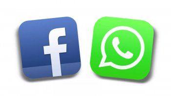 Dictan medida cautelar contra Facebook para evitar que WhatsApp acceda a información privada