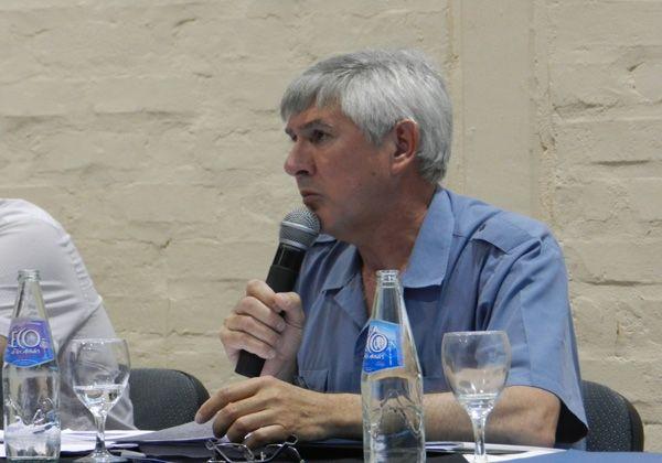 Stupniki participó del seminario La Reforma Policial en Río Negro