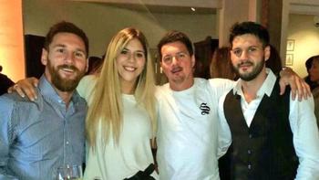 El desesperado ruego del hermano de Messi: Ayuda, está enferma