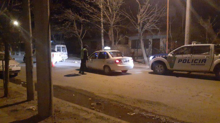 Controles terminaron con ocho detenidos y siete vehículos secuestrados