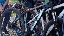 le robaron la bicicleta a un joven voluntario de cipolletti