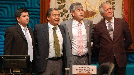 La Legislatura avaló las designaciones en órganos de control