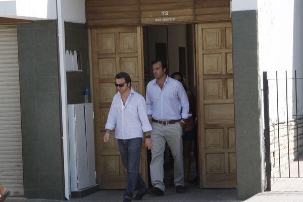 El juez confirmó que la esposa de Soria está imputada