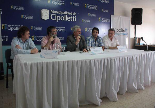 Presentaron la Fiesta Nacional de la Actividad Física en Cipolletti