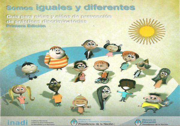 """""""Somos iguales y diferentes"""""""