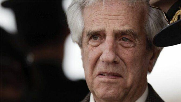 A los 80 años, murió el ex presidente uruguayo Tabaré Vázquez
