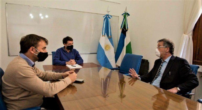 Reunión entre el Ejecutivo y el Procurador por los ataques en Villa Mascardi