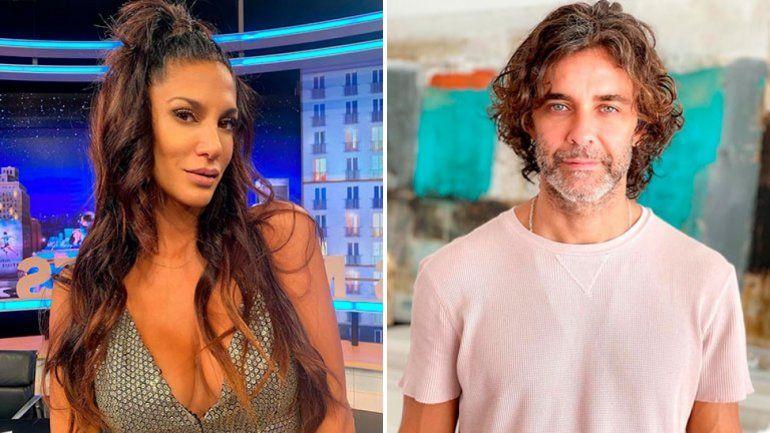 Mariano Martínez desmintió el romance con Silvina Escudero