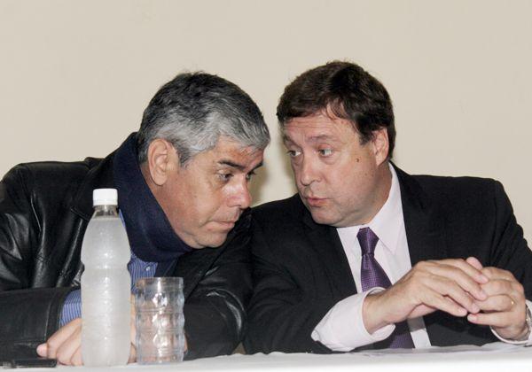 Peralta, confiado en que los vecinos de Bariloche revocarán el mandato de Goye