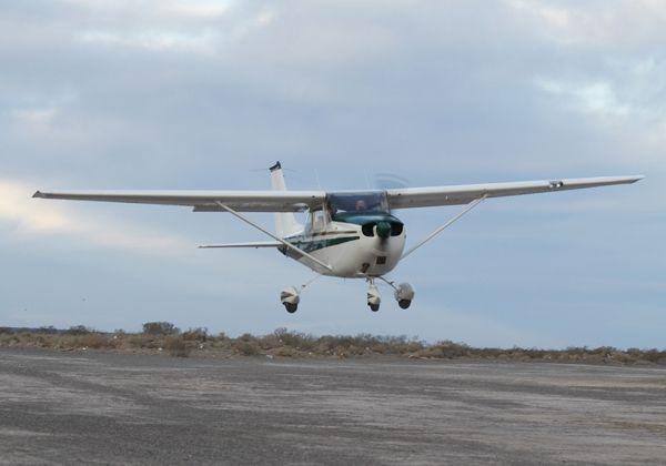 El Aeroclub Allen ya cuenta con su nuevo avión