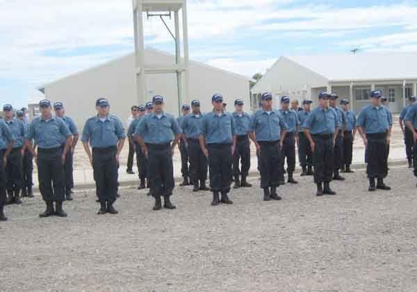 Preocupa la situación de un agente policial de Fernández Oro