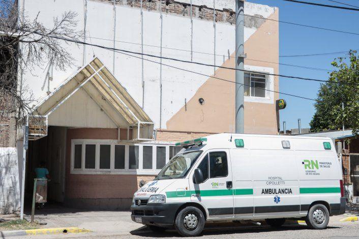 Bronca en Pediatría del hospital por las consecuencias del temporal