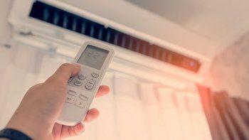 por la ola de calor, se disparo el consumo de energia electrica