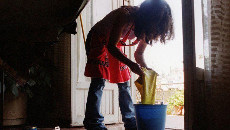 Las empleadas domésticas estamos en las manos de Dios