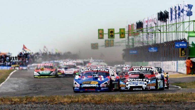 El Autódromo de Viedma palpita el regreso del Turismo Carretera
